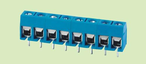 MX306-5.0 绿色 蓝色 接线端子