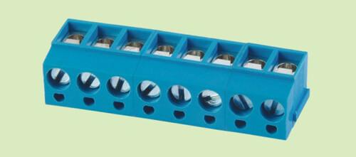 MX300R-5.0 蓝色端子弯针